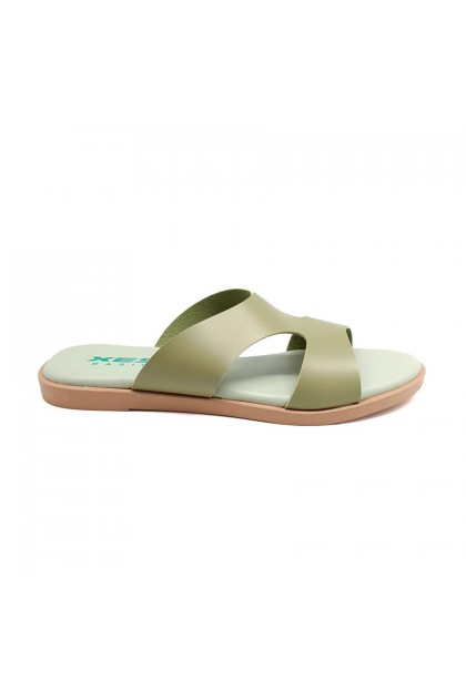 XES Ladies BSLM60663 Casual Sandals (Green, Blue, Pink)