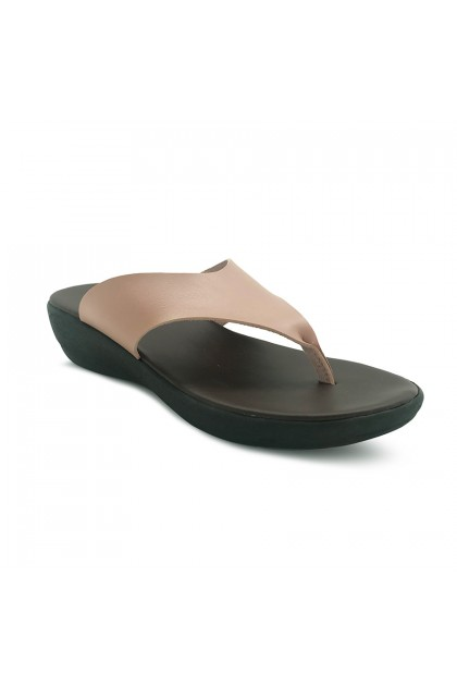 XES (Ladies) BSLM60495 Basic Sandal for Casual (Black,Brown,Pink)